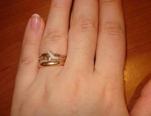 2 кольца
