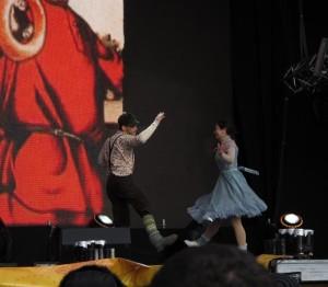 Масляница танцуют все-1