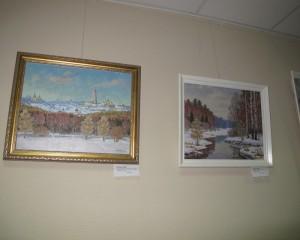 Выставка картин - 2