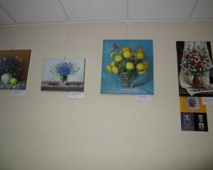 Выставка картин - 4