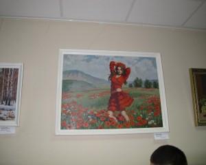 Выставка картин - 5